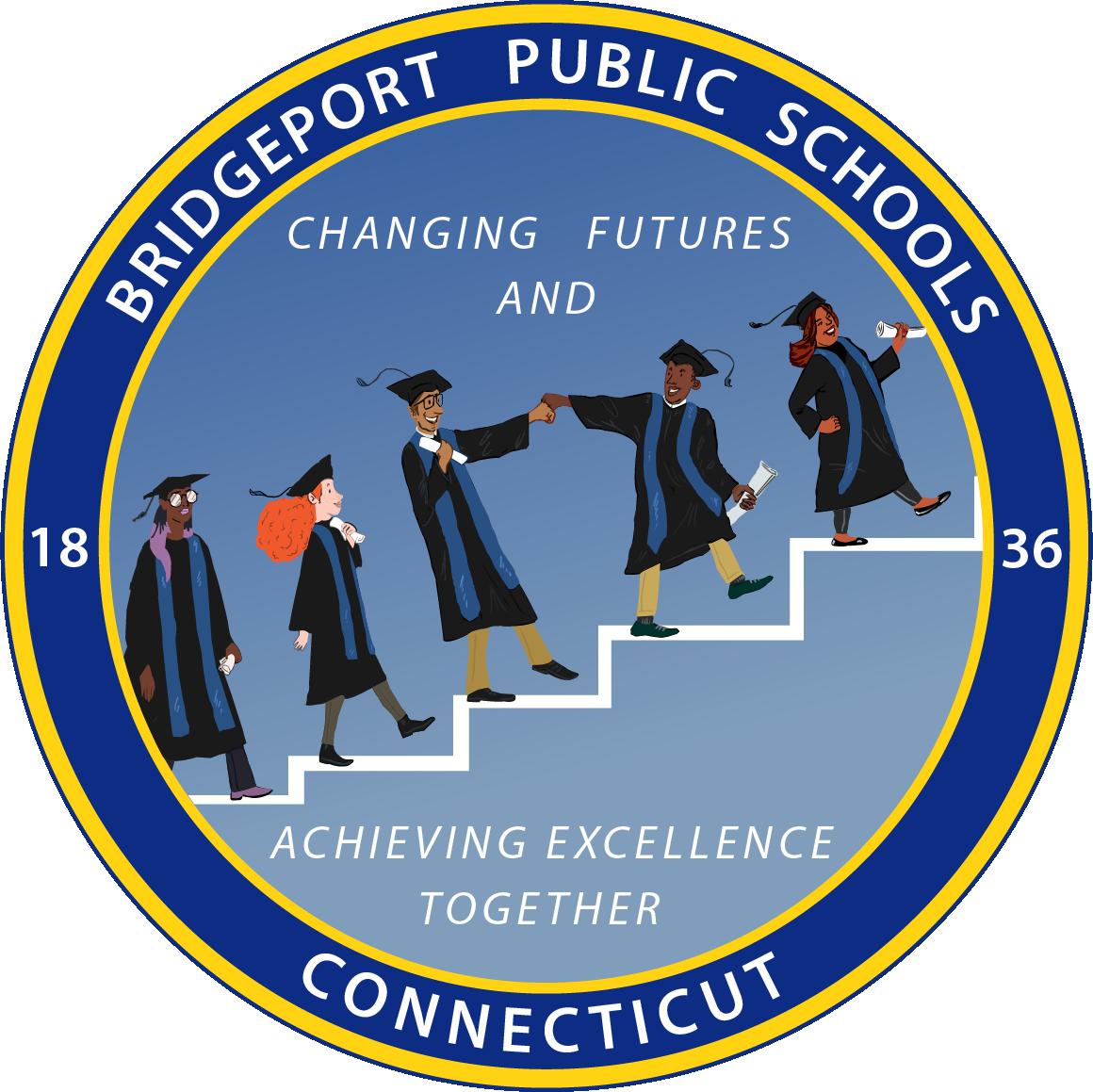 Bridgeport public schools logo