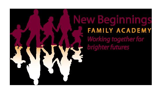 New Beginnings family academy logo